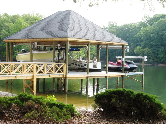 boat dock designs drawing boat plan