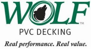 Wolf PVC Outdoor Decking Materials